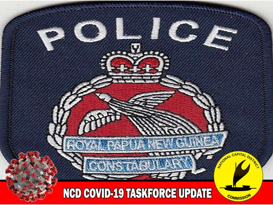 Post image of police