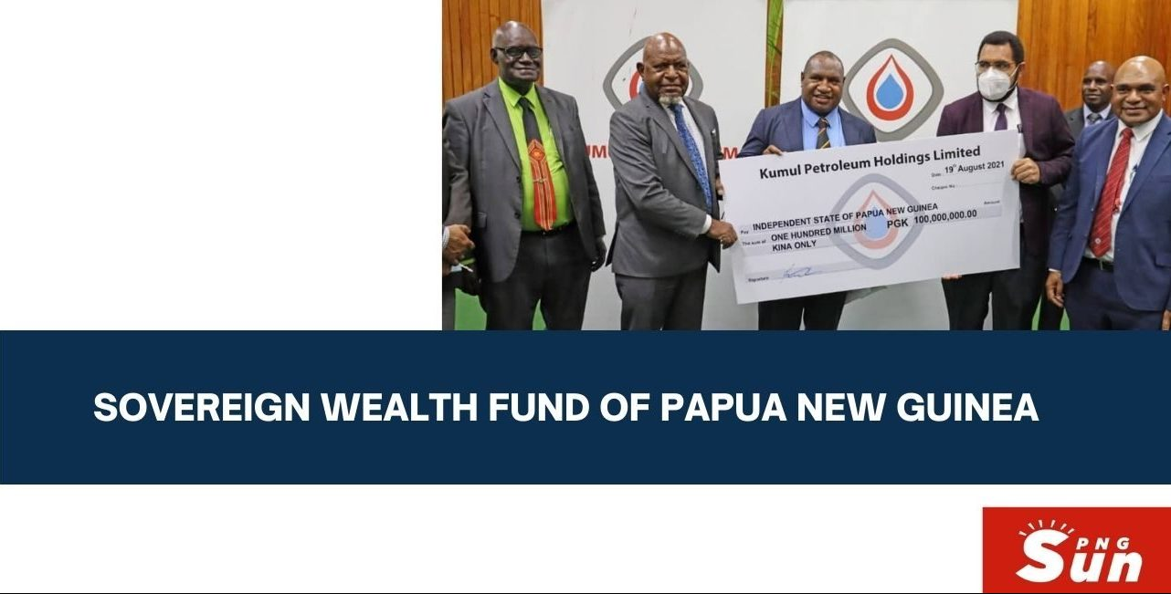 sovereign wealth fund of Papua New Guinea